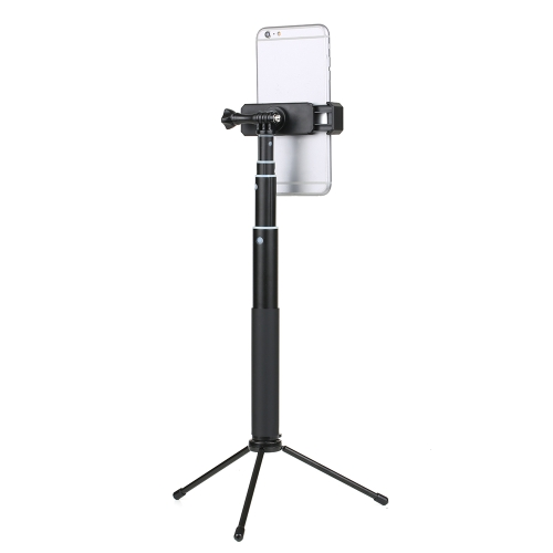 Mini Tabletop Tripod Selfie Stick with Remote Controller