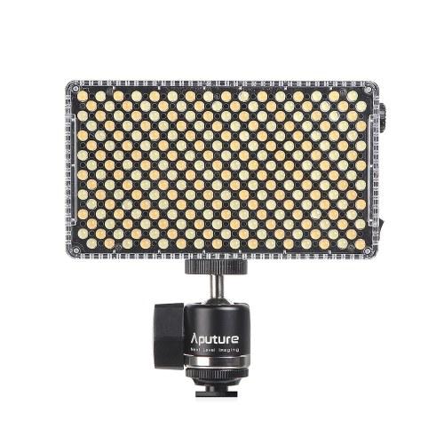 Aputure AL-F7 Painel LED de Luz de Vídeo Portátil