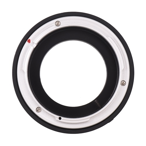FD-NX Lens Mount Adapter Ring for Canon FD Mount Lens to Fit for Samsung NX Series Camera Body Focus Infinity
