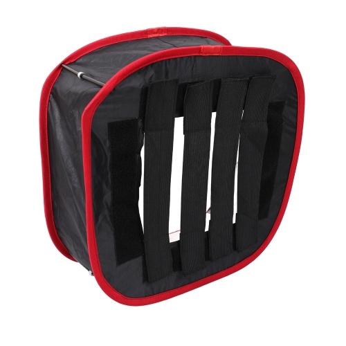 Softbox dobrável para Yongnuo YN600 YN900 Painel de Luz LED Modificador de Iluminação Portátil para Estúdio de Fotografia Acessório