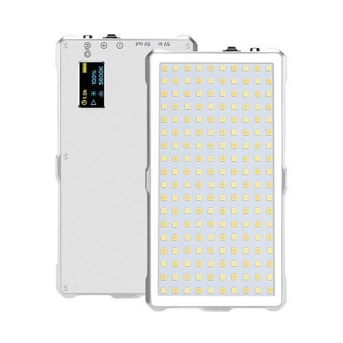LituFoto F18 Portable LED Video Light Lamp