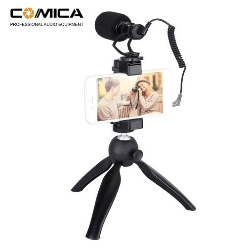 CoMica CVM-VM10-K2 Smartphone Video Rig Kit