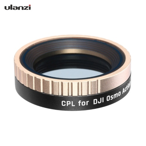 Ulanzi CPL Lens Filter Camera Lens Filter for DJI OSMO Action Cinematographer Photography Accessories