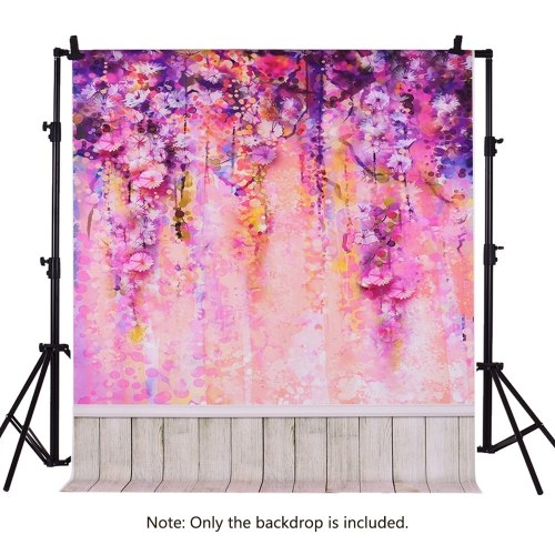 1.5 * 2.1m/ 5 * 7ft Photography Background Portrait Photography Backdrops Photo Studio Props for Baby Photos Party Decoration