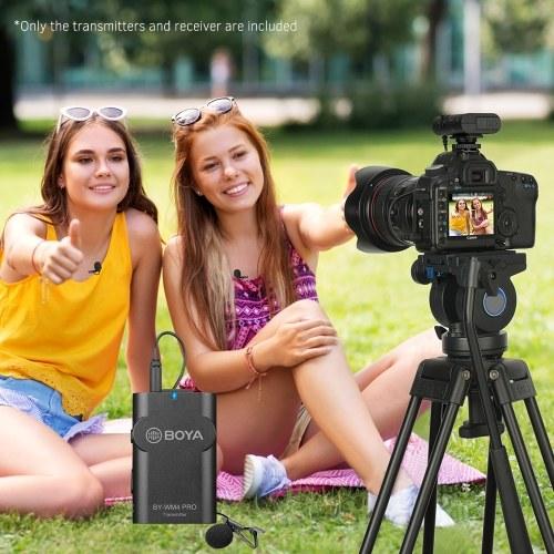 BOYA BY-WM4 Pro K1 Portable 2.4G Wireless Microphone
