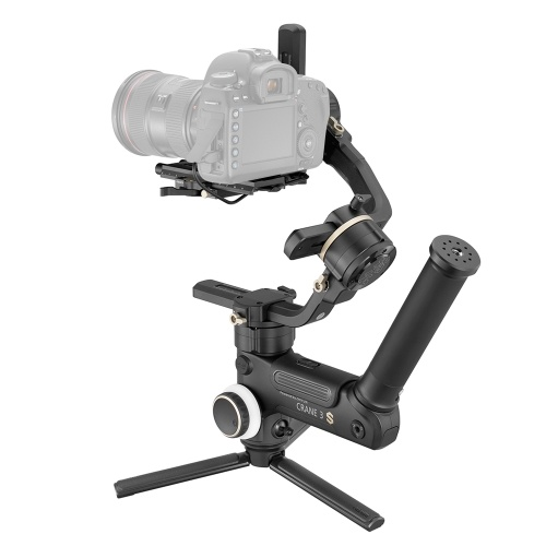 Zhiyun Crane 3S-E Professional 3-Axis Gimbal Stabilizer with EasySling Handle
