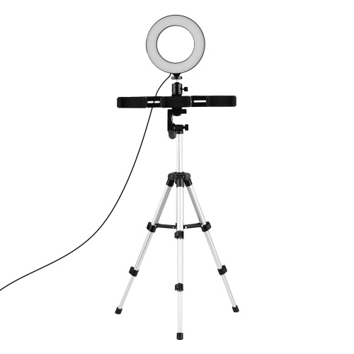 Three-Phone Live Streaming Lighting Kit