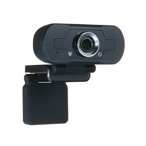USB Webcam 1080p HD 3.6mm Lens Desktop Clip-On PC Laptop Camera Drive-Free USB2.0/3.0 Computer Camera