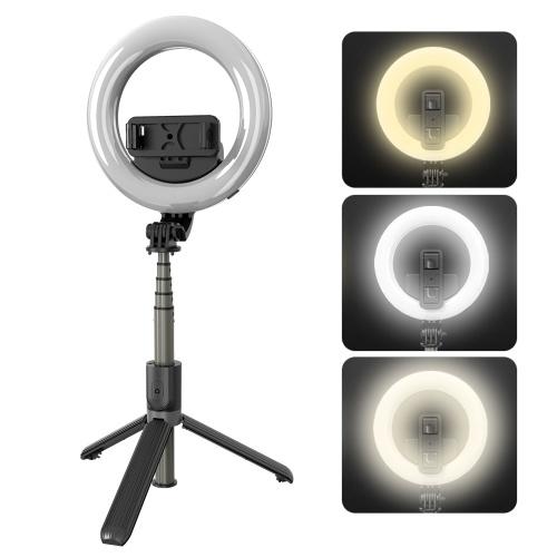 6 pouces mini-smartphone selfie anneau lumière LED beauté lumière