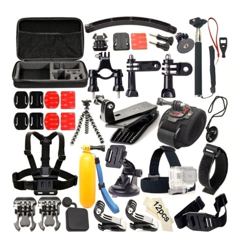 36 in 1 Action Camera Mounting Accessories Kit