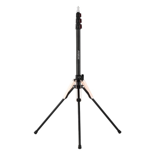Andoer 190 cm / 74,8 pouces support de photographie portable en alliage d'aluminium
