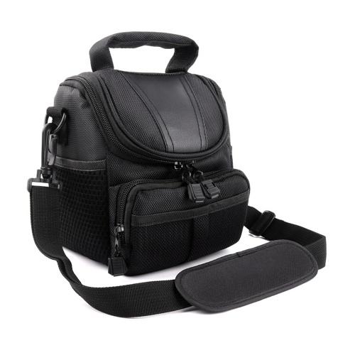 Kameratasche SLR / DSLR Gadget-Tasche Polsterung Schulter-Tragetasche Fotografie Zubehör Getriebegehäuse Wasserdichtes Anti-Shock