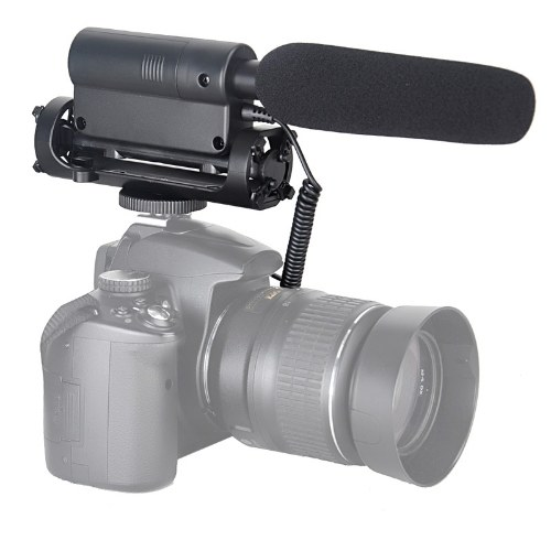 Condenser Photography Interview Recording Microphone