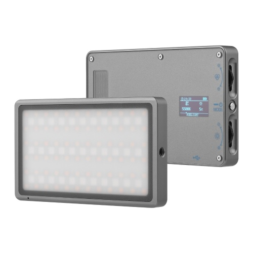 Mcoplus RGB Video LED Light Panel On-camera Fill Light