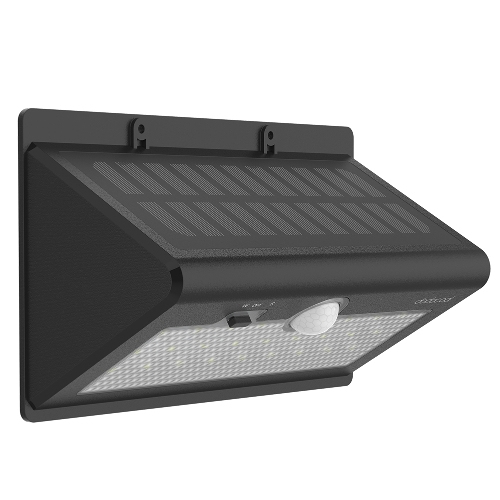 dodocool Solar Powered 520LM Ultra Helle 26 LED Wireless Security Wandleuchte