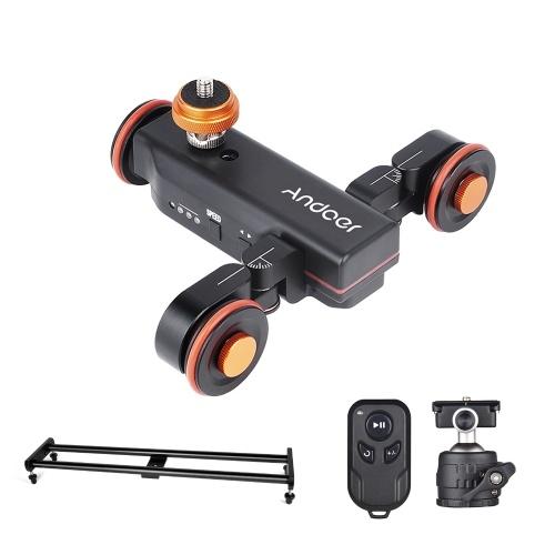Andoerカメラビデオドリースライダーキット