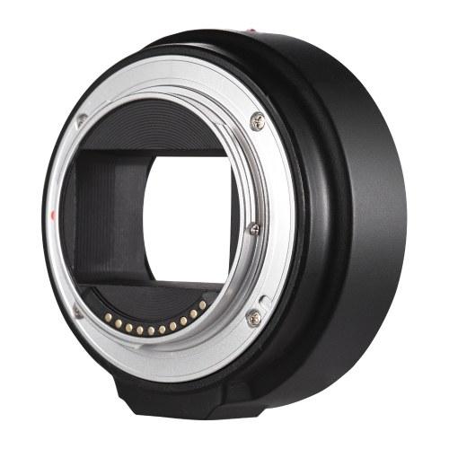 FOTGA EOS-NEX Vollformat-Adapterring-Kamera-Objektiv-Mount-Ersatz für Canon EF/EF-S-Mount-Objektiv an Sony NEX E-Mount-Kameras