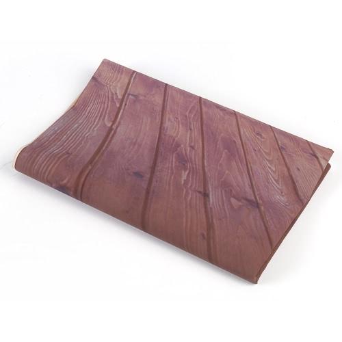 Contexto de fundo de fotografia grande de 1.5 * 2m Madeira clássica de madeira Piso de madeira para estúdio Fotógrafo profissional