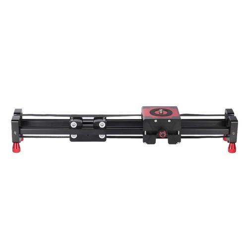 S760 Portable rétractable piste Dolly Slider 50cm Rail tir stabilisateur vidéo 85cm Max Distance coulissant avec 1/4