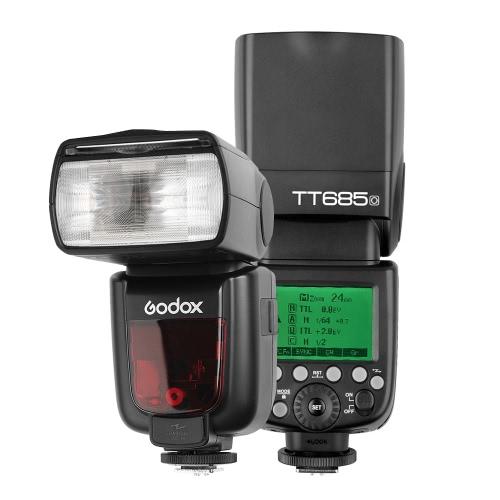 Godox Thinklite TT685O TTL Câmera Flash Speedlite