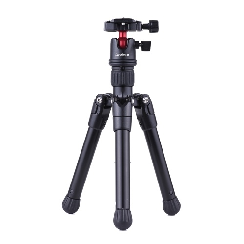 Andoer Mini Tabletop Travel Tripod