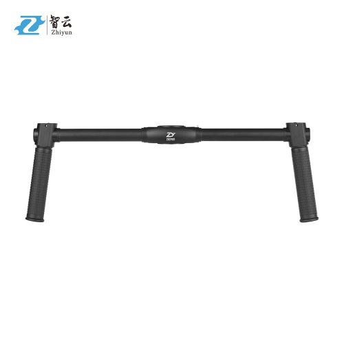 Zhiyun Crane-EH002 Dual-hand Crane Extended Handle Dual Handheld Grip Bracket Kit for Zhiyun Crane 2 3-Axis Gimbal