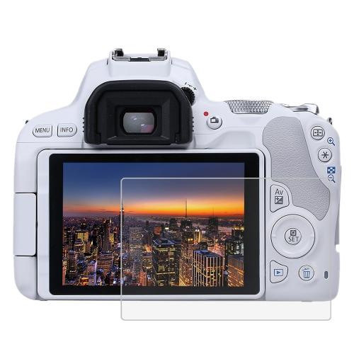 Folie ochronne PULUZ Folie ochronne Poliwęglan Folie ochronne Odporne na zarysowania Szkło hartowane Screen Protector do aparatów Canon Sony Nikon Akcesoria do aparatów cyfrowych Olympus FinePix do Canon EOS 200D