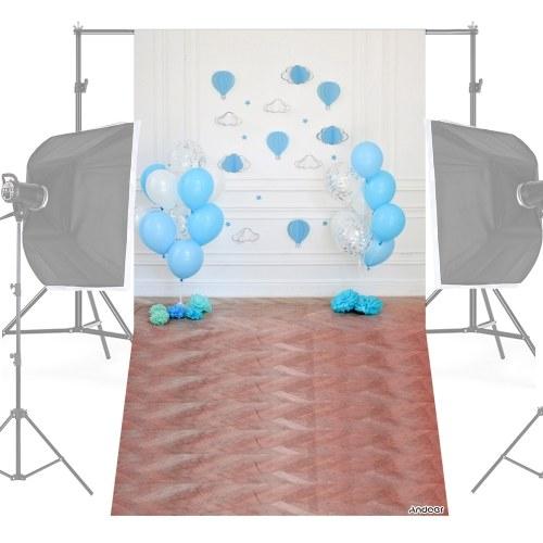 Andoer 1.5 * 0.9m-5 * 3ft Backdrop Photo Studio Pros