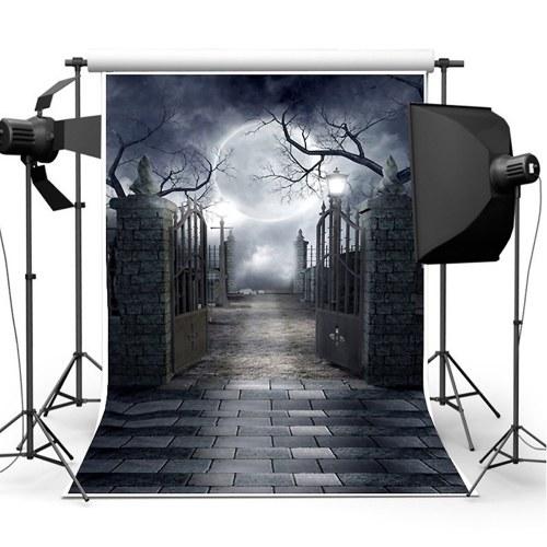 1 * 1,5 mt Halloween Foto Hintergrund Festival Fotografie Hintergrund Tuch Vinyl Fotographie Fotos Studio Requisiten
