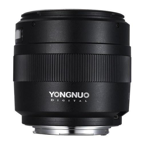 YONGNUO YN50mm F1.4 Standard Prime Objektiv