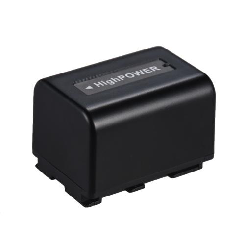 Batteria ricaricabile NP-FV5 Plus Batteria ricaricabile 3.7V 2500mAh