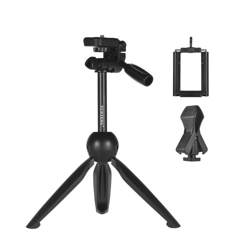 YUNTENG VCT-2280 Multi-function Mini Tabletop Tripod