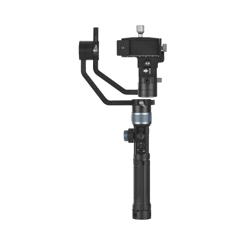 AFI PhoeniX D3 3-Axis Gimbal Handheld Stabilizer Real Time Zoom Follow Focus Function Built-in Foldable Tripod Max. Load 3.2kg/ 7Lbs with 18650 Batteries for Canon 5DIII/ 5DIV for Nikon D7100/ D850/ Z6/Z7 for Sony A7 Series Cameras