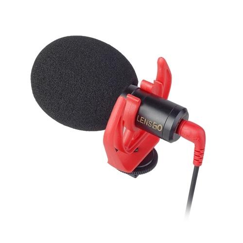 LENSGO LYM-DMM1 Cardioid Directional Condenser Microphone