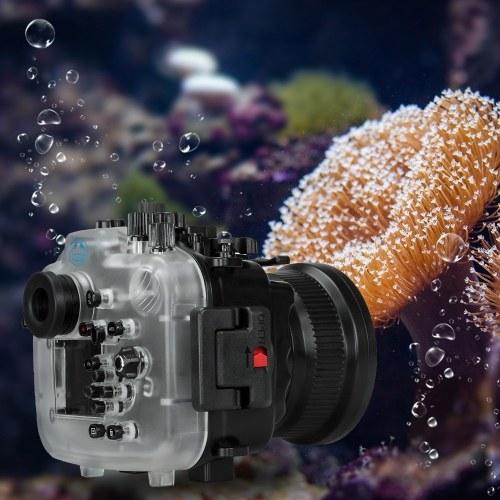 Sea frogs Waterproof Camera Diving Housing Underwater Case