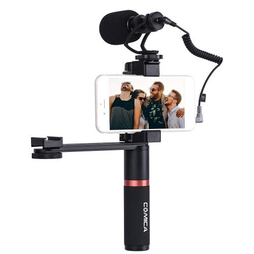 CoMica CVM-VM10-K4 Kit vidéo pour smartphone