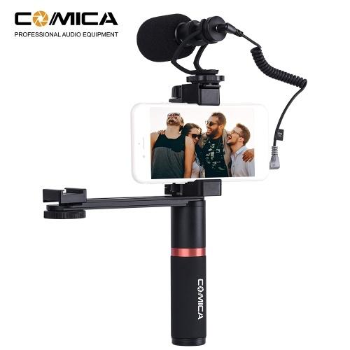 CoMica CVM-VM10-K4 Smartphone-Videokit