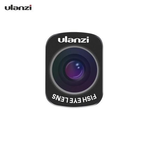 Ulanzi OP-8 Mini Fisheye Lens Magnetic Design for DJI OSMO Pocket Gimbal Camera Multilayer Optical Glass Gimbal Accessories for OSMO Pocket Lens