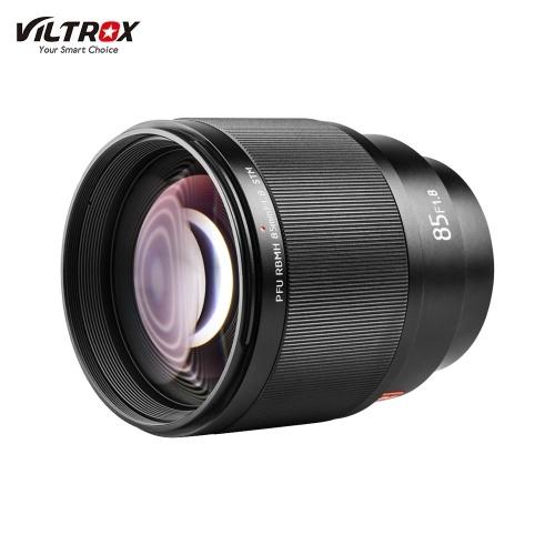 Viltrox 85mm F1.8 STM Professional Full-frame Sony E-Mount Camera Prime Lens