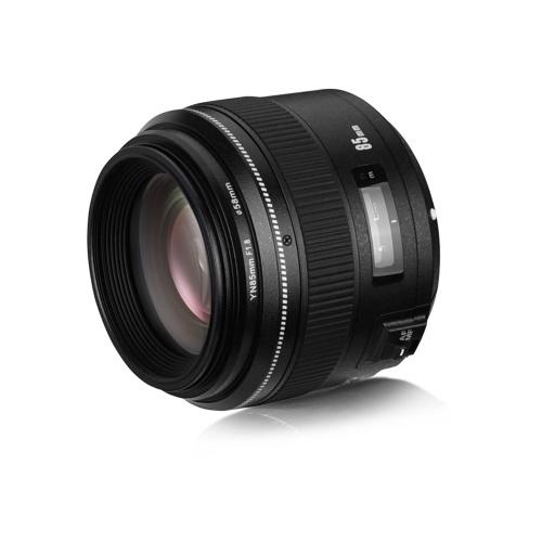 YONGNUO YN85mm F1.8N Medium Telephoto Prime Lens