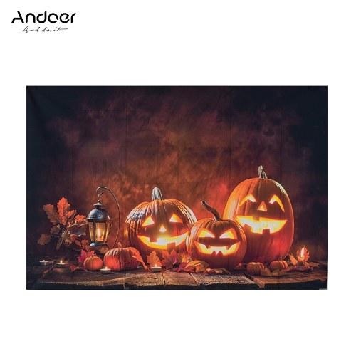 Andoer Хэллоуин Стиль 1.5 * 2.1meters / 5 * 7 футов Складной Винил Фотографии Фон Фон фото