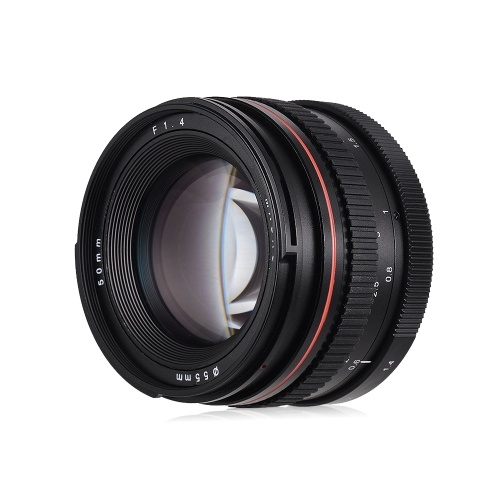 50mm f/1.4 USM Large Aperture Standard Anthropomorphic Focus Lens