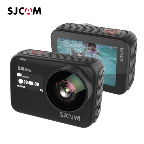SJCAM SJ9 Strike 4K 60fps WiFi Sports Action Camera