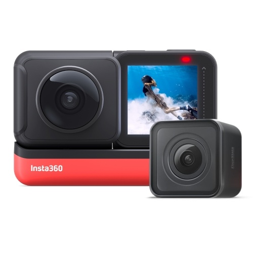 Insta360 ONE R Twin Edition Dual Lenses Anti-shake Sports Action Camera