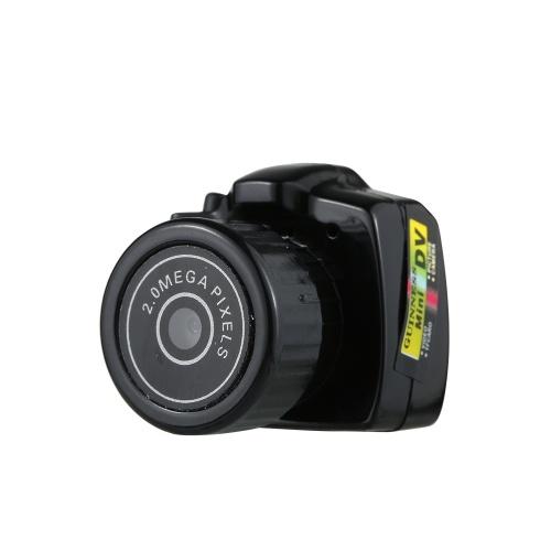 Mini caméra vidéo haute définition Caméscope portable Caméscope léger Caméscopes Micro DVR Webcam