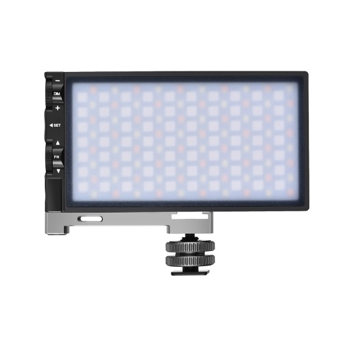 ALTSON R8 RGB Video Light Panel Full Color LED Camera Light