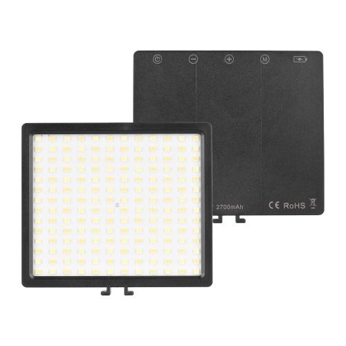 Taschenformat LED-Videolicht Fotografie Fülllicht