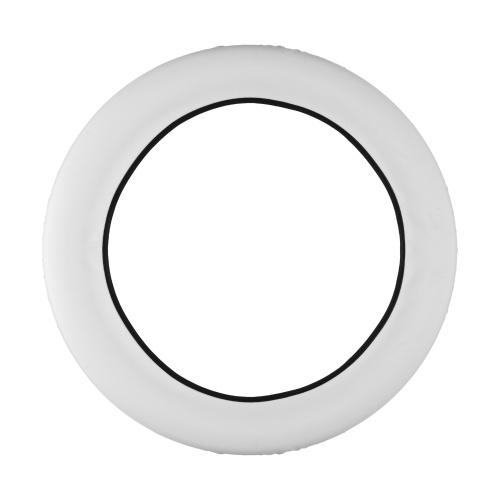 Tissu de diffuseur de lumière annulaire de 14 pouces pour la prise de vue vidéo de photographie de produit de maquillage en direct