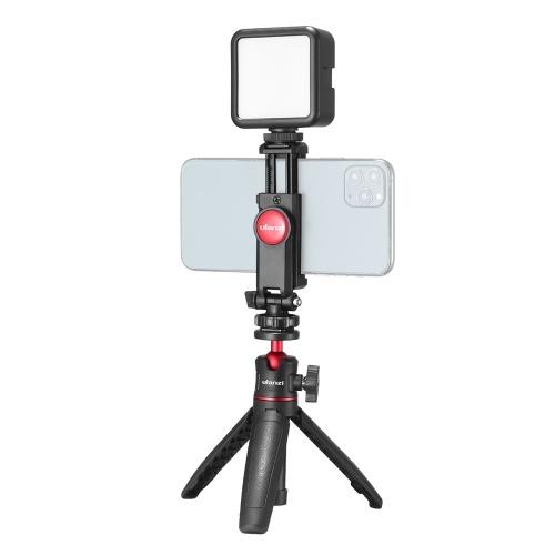 Ulanzi Telefon Video Vlog Kit mit Selfie Stick Stativ