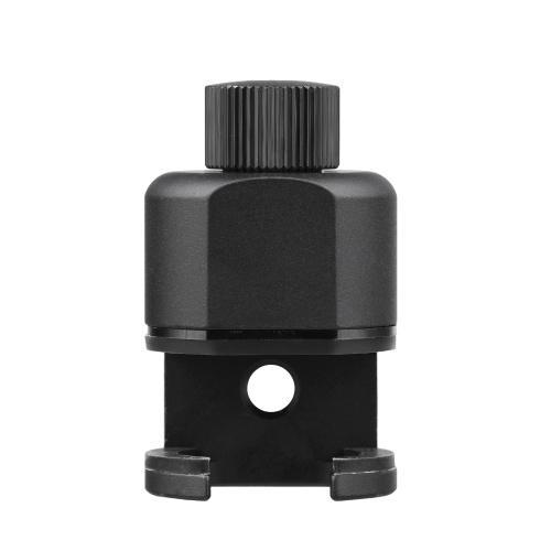 Adaptador para tripé de montagem em mini telefone celular Suporte de suporte para tripé com interface de 1/4 de polegada para tablets e smartphones